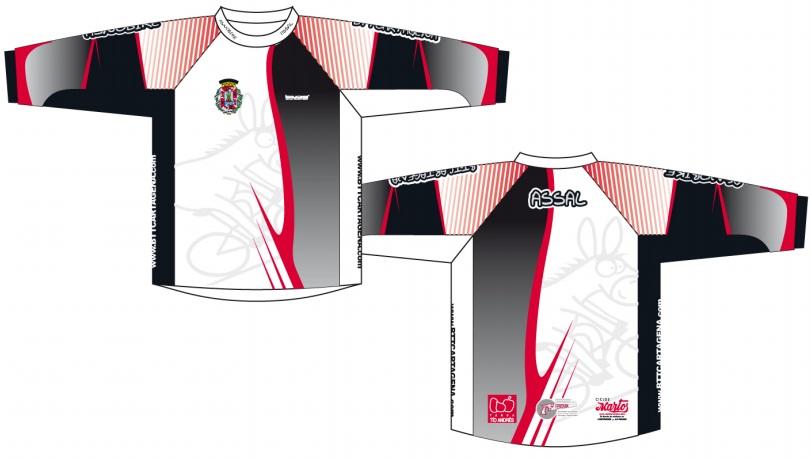 EQUIPACION INVIERNO Camiseta_descenso