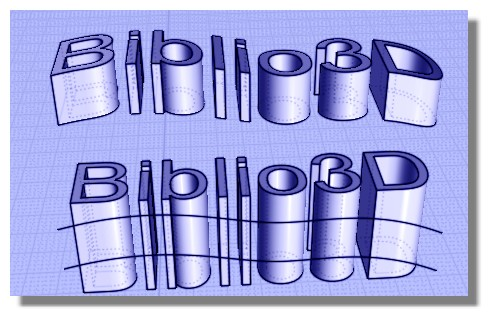 logiciel MOI3D Biblio2