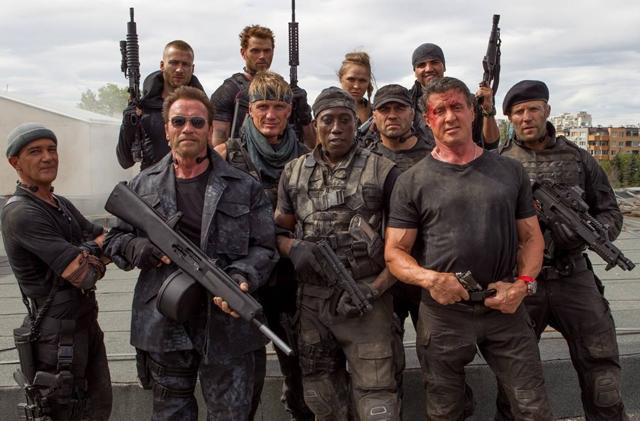 The Expendables 3 (Los Mercenarios 3) 2014 - Página 7 Stallone_company