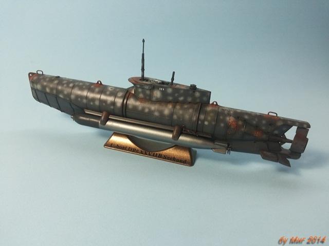 U-boat Type XXVII B Seehund - ICM 1/72 SEE_47