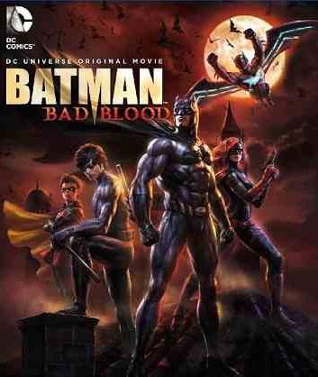 فيلم الأنمي الأكشن والمغامرات المُمتع Batman: Bad Blood 2016 مترجم تحميل مباشر 73518645432989580573