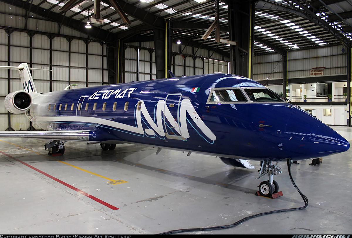 Canadair Aeromar nuevo esquema. 2386679