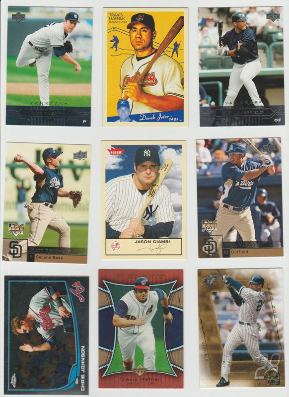 BB Cards F/S .10 cents Each (NEW LIST) Scanned Adding More 044