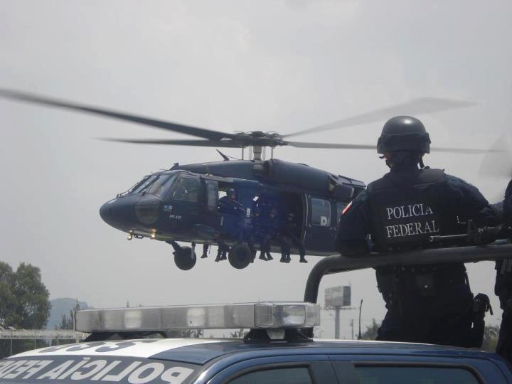 Guerrero -  Black Hawks de la Policia Federal. - Página 7 Image