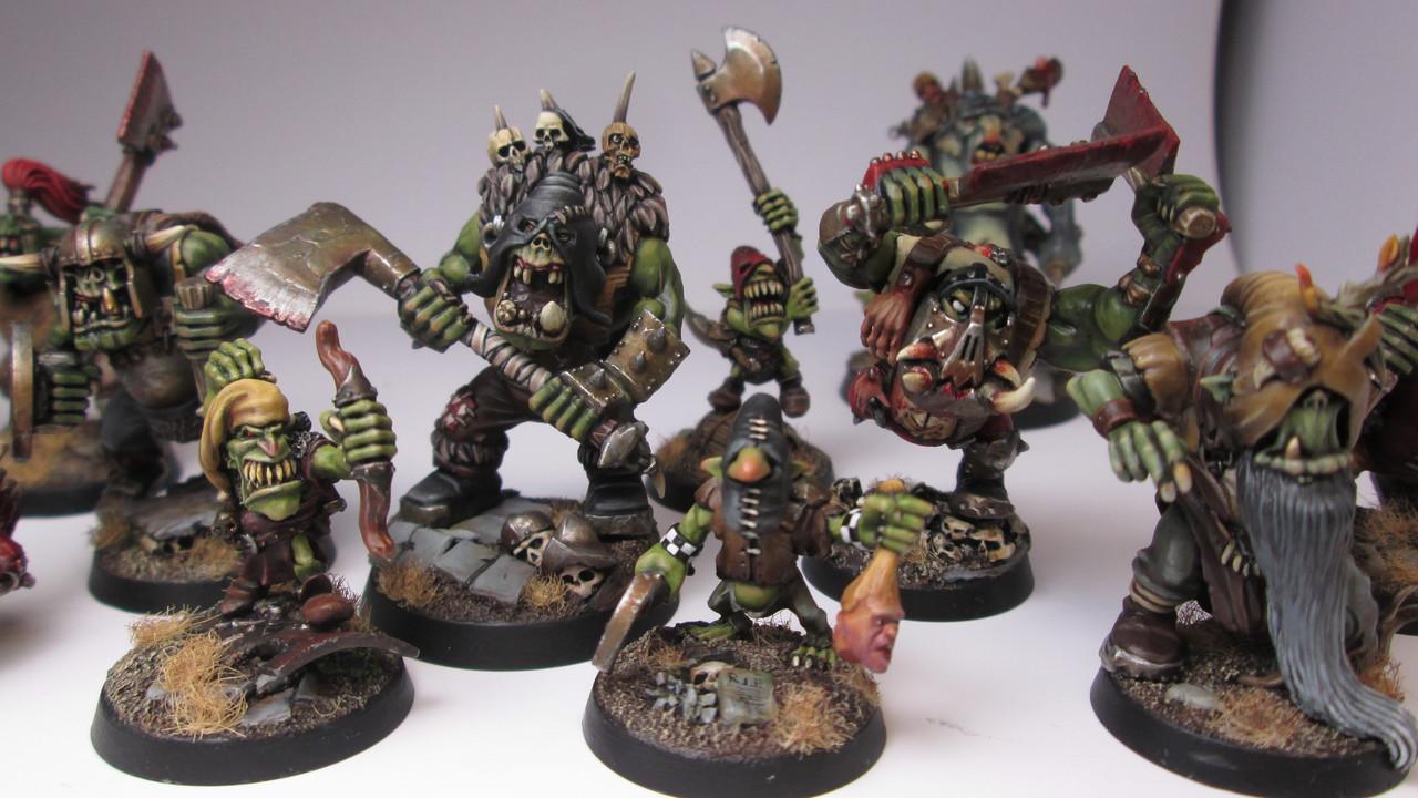 My Orc Warband Bandaorcoboia_5