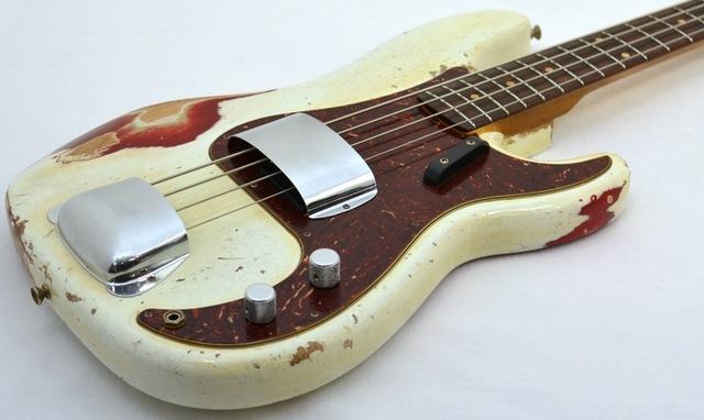 Duvidas sobre Como deixar o instrumento Vintage Fendercustomshop59