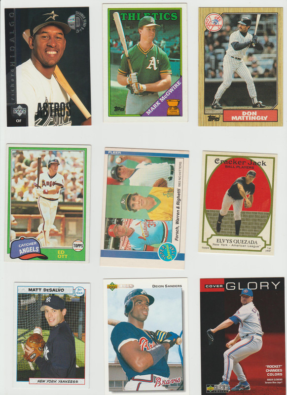 BB Cards F/S .10 cents Each (NEW LIST) Scanned Adding More 064