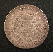 960 Reis 1820 Image
