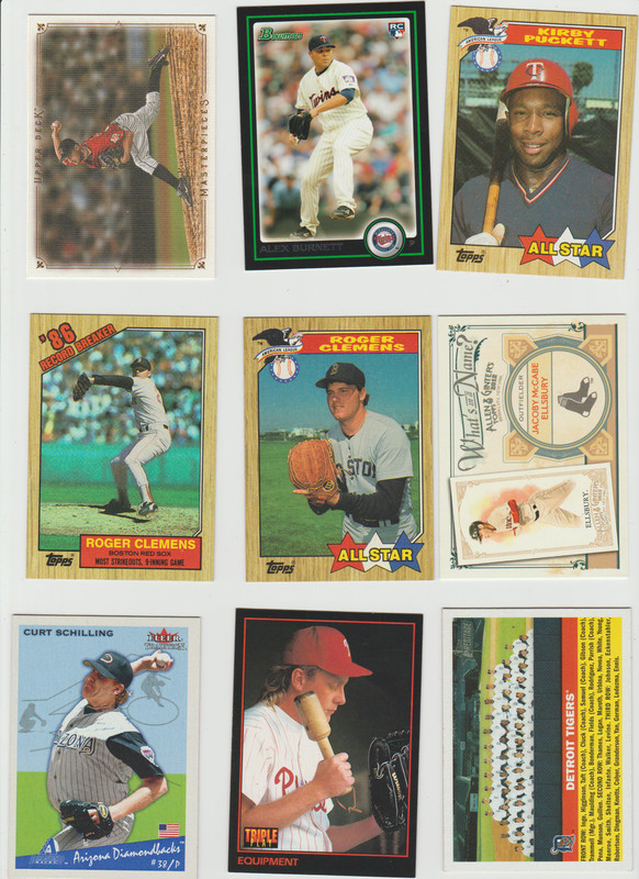 BB Cards F/S .10 cents Each (NEW LIST) Scanned Adding More 027