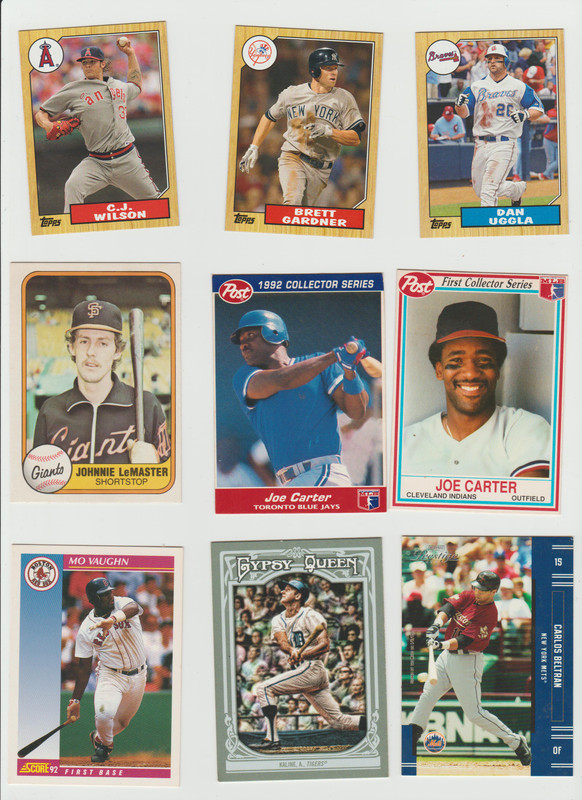 BB Cards F/S .10 cents Each (NEW LIST) Scanned Adding More 010