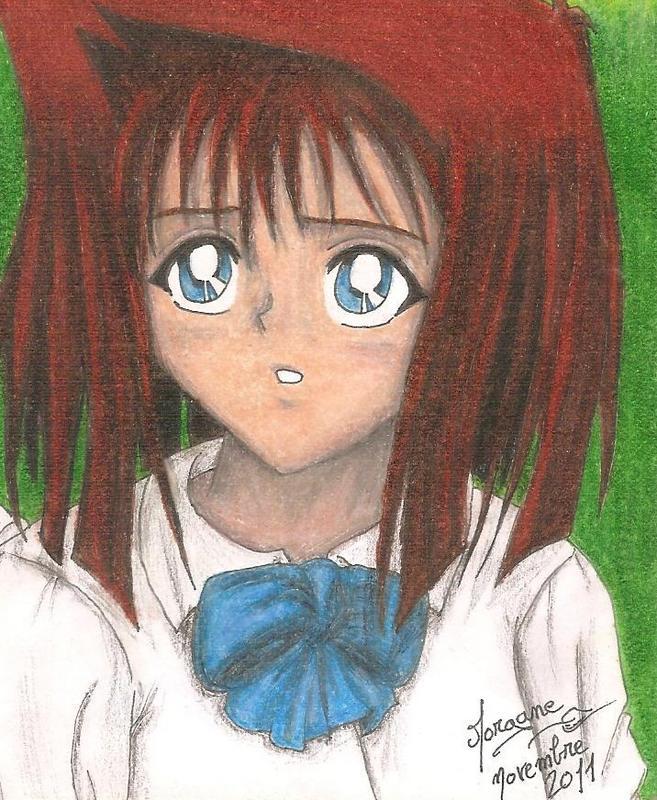 Hình vẽ Anzu Mazaki bộ YugiOh (vua trò chơi) - Page 6 2_Anzup_21