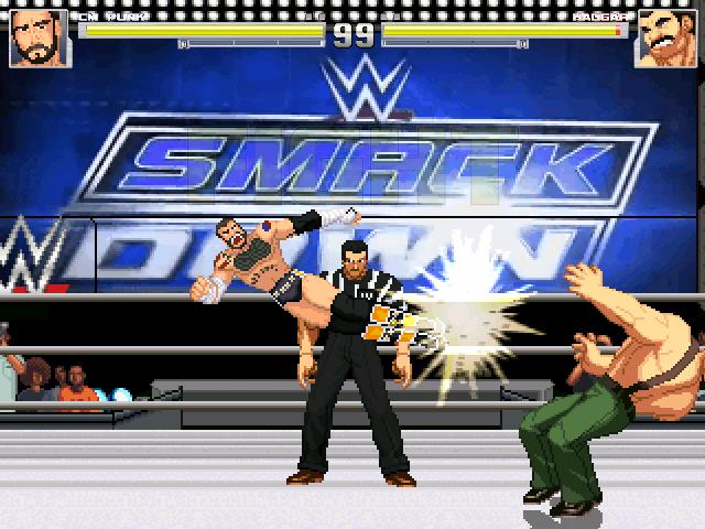 Supaman2525 Stage release:WWE Arena Mugen004