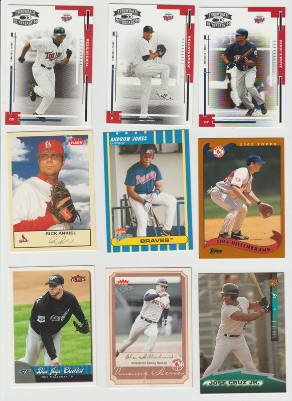 BB Cards F/S .10 cents Each (NEW LIST) Scanned Adding More 061