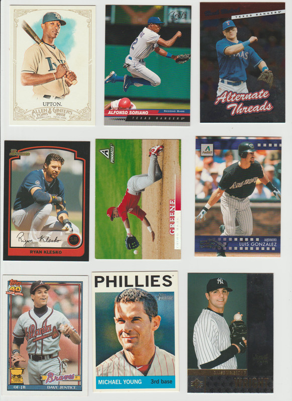 BB Cards F/S .10 cents Each (NEW LIST) Scanned Adding More 089