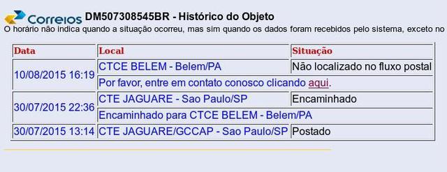 Correios brasileiros, estorias de dor. - Página 2 Image