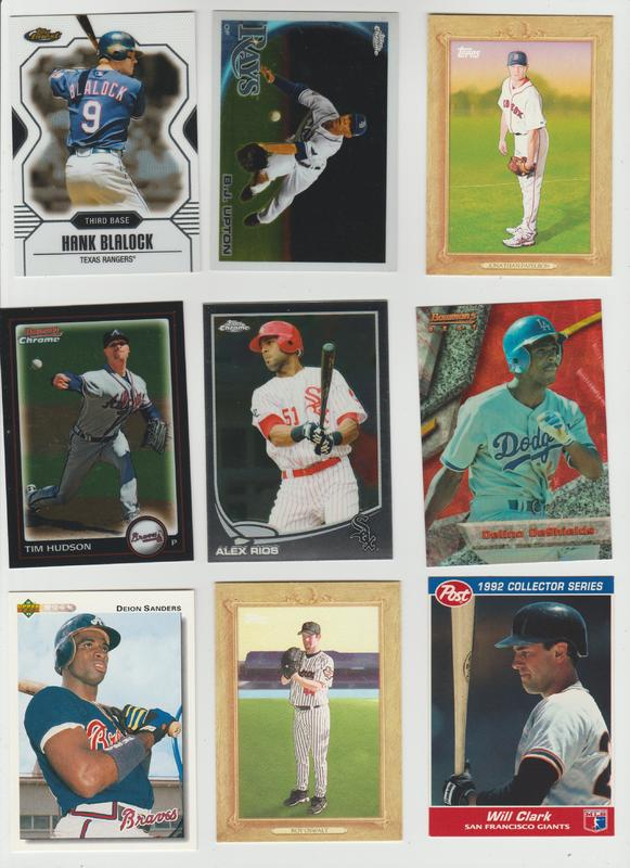 BB Cards F/S .10 cents Each (NEW LIST) Scanned Adding More 002