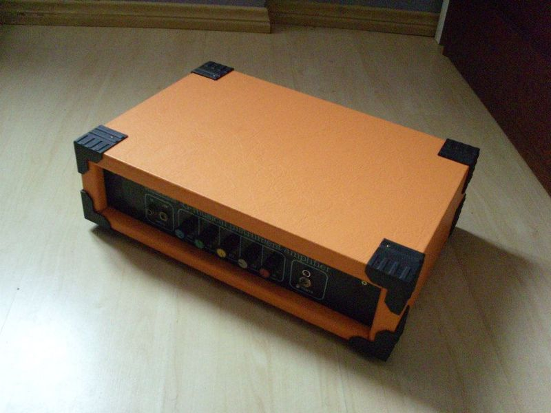 ACWorks Professional HI-Power Amplifier (Reforma) 30