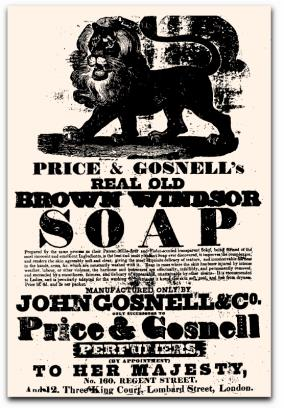 Dish of the Day - II - Page 3 Brown_windsor_soap