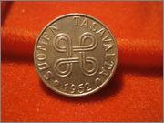 5 markkaa 1952 finlandia P9260124