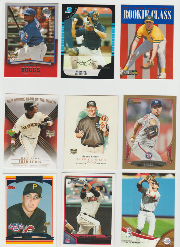 BB Cards F/S .10 cents Each (NEW LIST) Scanned Adding More 068