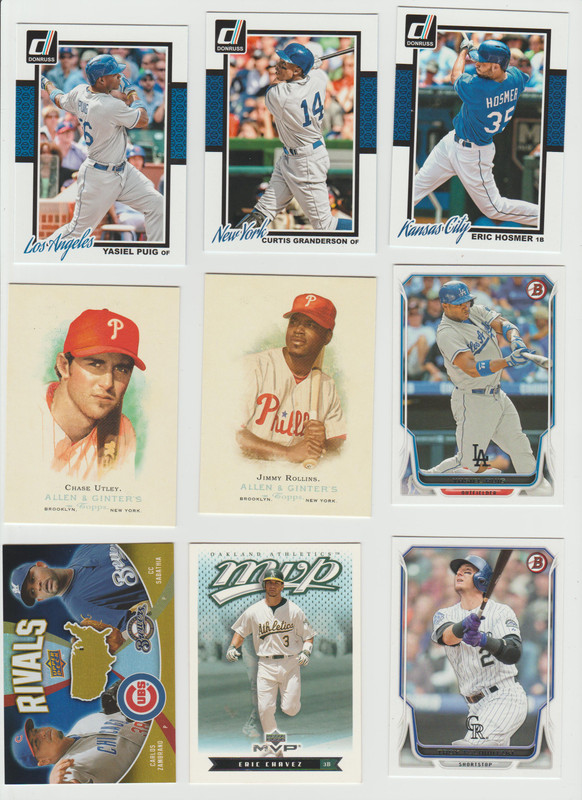 BB Cards F/S .10 cents Each (NEW LIST) Scanned Adding More 059