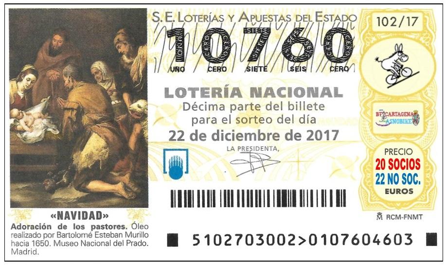 LOTERIA NAVIDAD BTTCARTAGENA 2017 L_OTERIA
