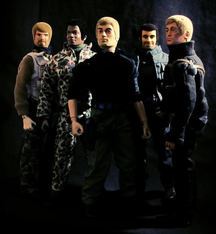 The Lads - Blondeactionman C.H.5