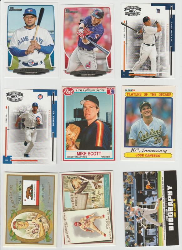 BB Cards F/S .10 cents Each (NEW LIST) Scanned Adding More 039