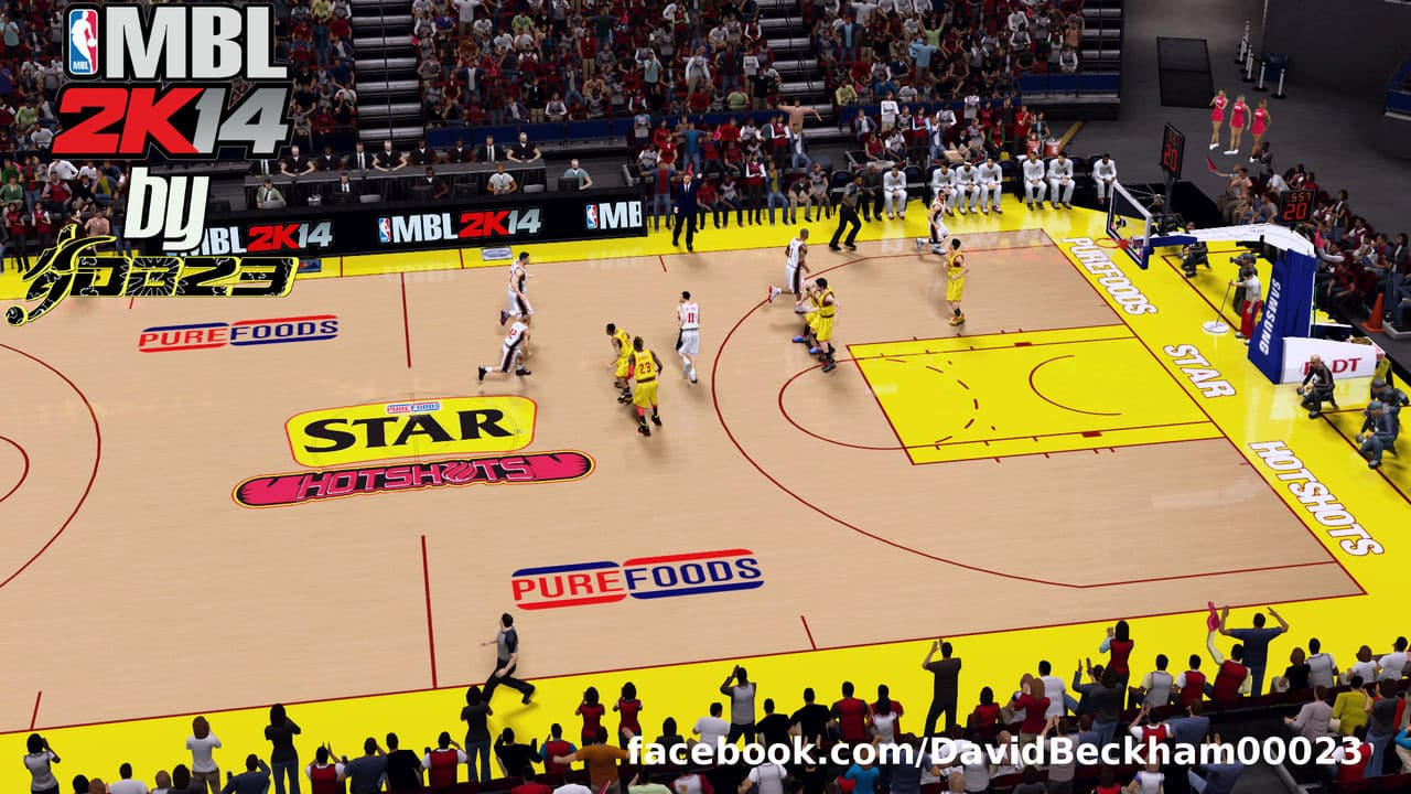 MAJOR BASKETBALL LEAGUE 2K14 - Version 4.1 RELEASED!!! Pure