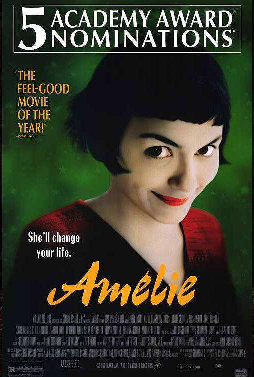 [RG] Amelie (2001) Amelie