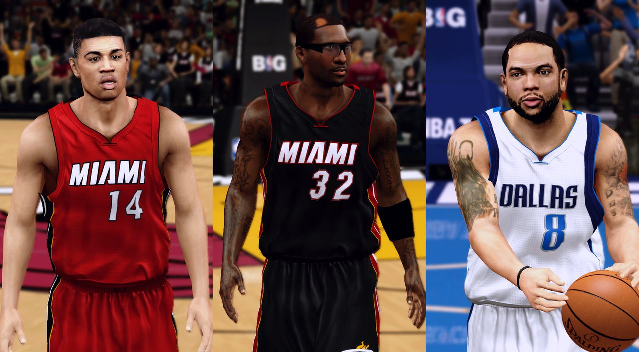 MAJOR BASKETBALL LEAGUE 2K14 - Version 5 RELEASED!!! New_new