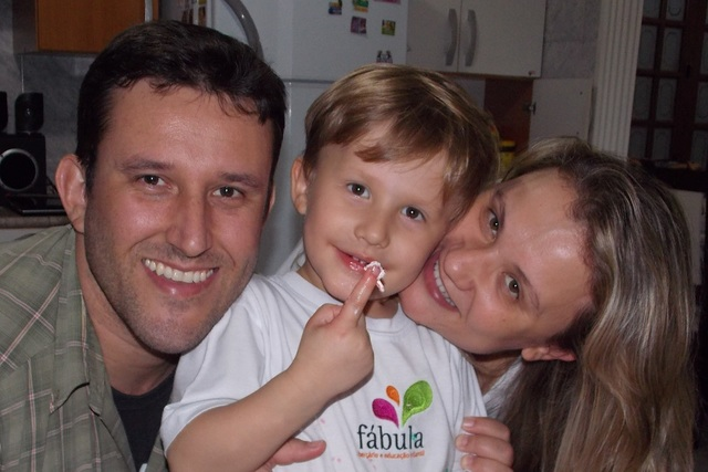 [Entrevista]  Lucas Duarte - Setembro - 2014 Familia_1