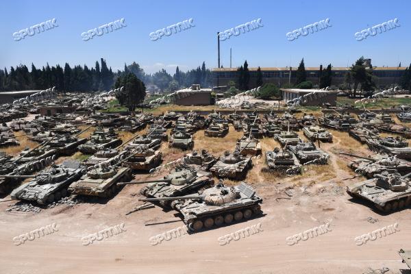 Syrian Arab Army (SAA) - Page 3 RIAN_3127762
