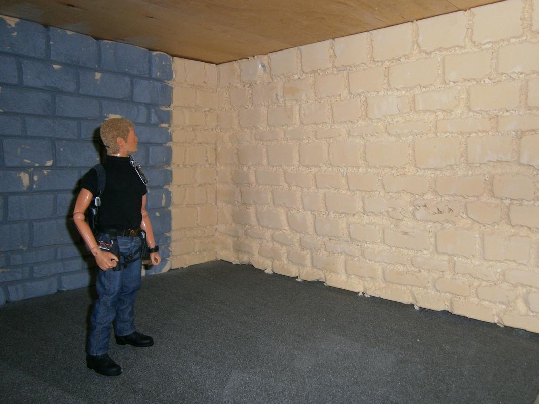 BAM HQ Garage / Armoury  P9150001