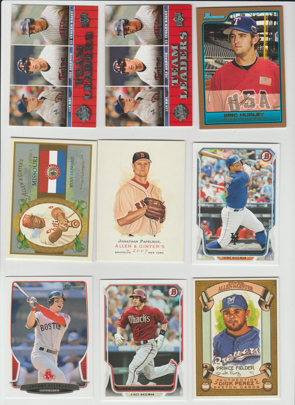 BB Cards F/S .10 cents Each (NEW LIST) Scanned Adding More 035