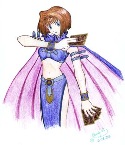 Hình vẽ Anzu Mazaki bộ YugiOh (vua trò chơi) - Page 34 6_Anzup_314