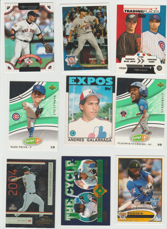 BB Cards F/S .10 cents Each (NEW LIST) Scanned Adding More 019