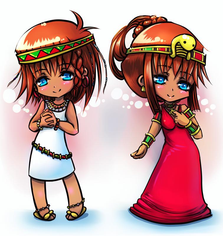 Hình vẽ Anzu Mazaki bộ YugiOh (vua trò chơi) - Page 6 2_Anzup_9