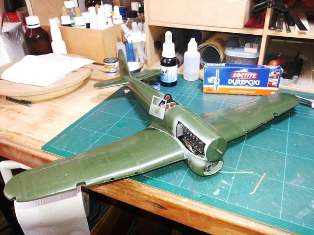 Hawker Typhoon MK.IB - Revell 1/32 TYPH_20