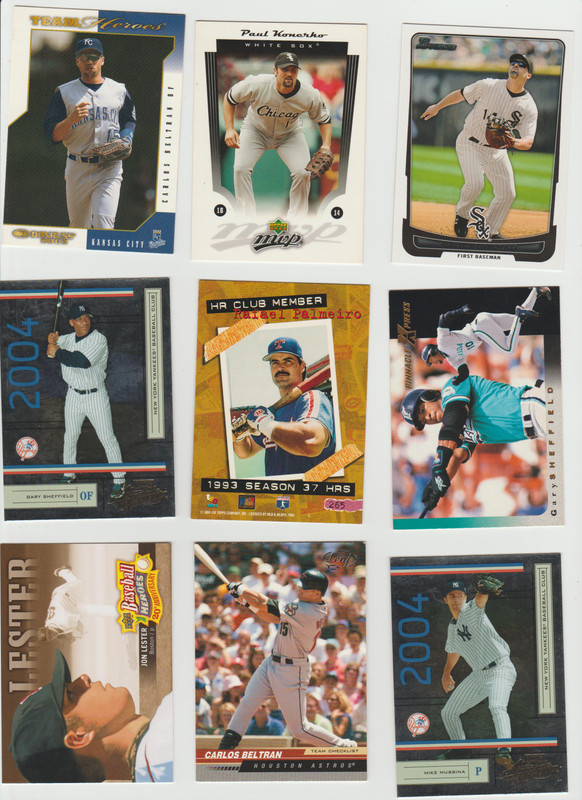 BB Cards F/S .10 cents Each (NEW LIST) Scanned Adding More 051
