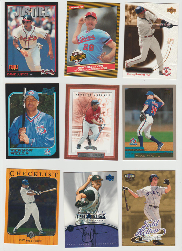 BB Cards F/S .10 cents Each (NEW LIST) Scanned Adding More 023
