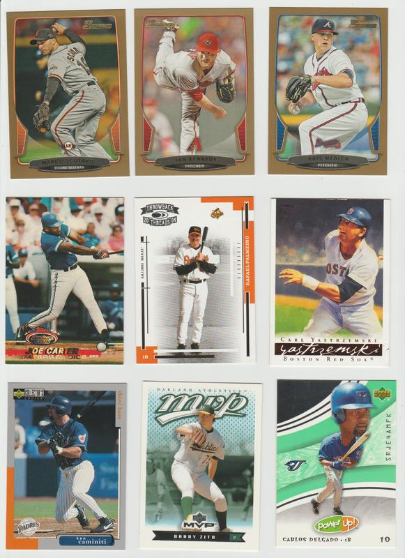 BB Cards F/S .10 cents Each (NEW LIST) Scanned Adding More 056