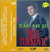 Seki Turkovic - Diskografija Seki_Turkovic_1986_Zao_mi_je_kaseta_pred