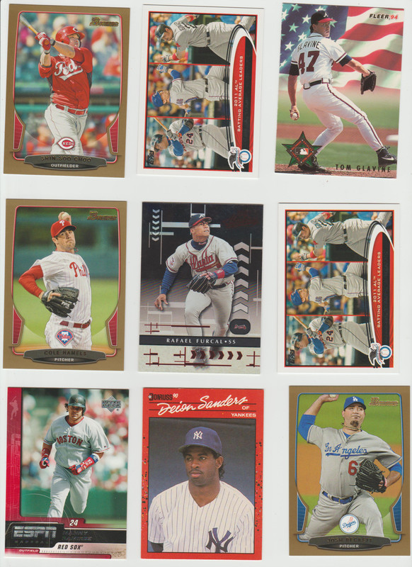 BB Cards F/S .10 cents Each (NEW LIST) Scanned Adding More 076