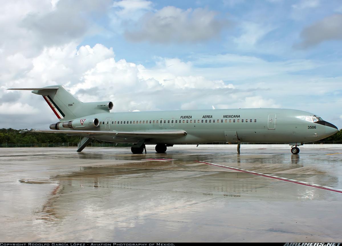Boeing 727 Fuerza Aérea Mexicana - Página 7 2392470