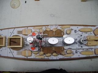 Acorazado Littorio RC 081
