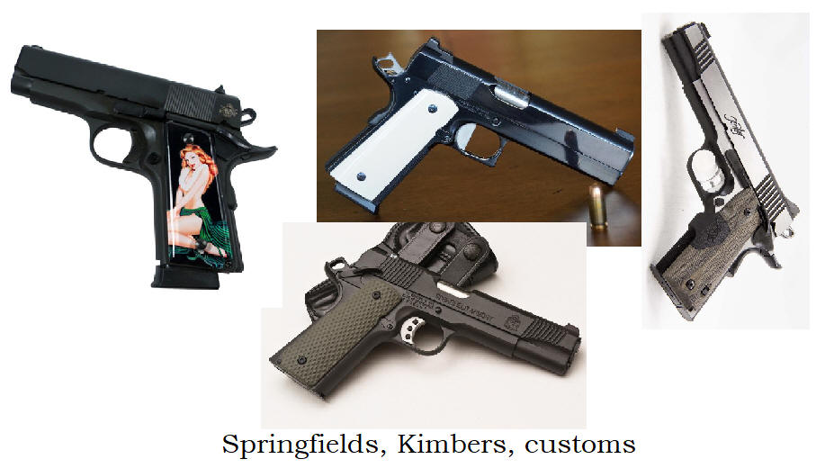 Any Kimber lovers here? 1911_s