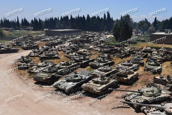 Syrian Arab Army (SAA) - Page 3 RIAN_3127760
