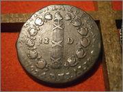 12 deniers LUIS XVI 1792 PERPIGNAN P9220047