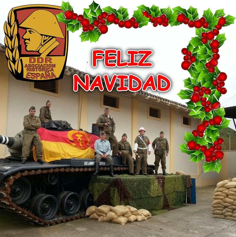 Merry Christmas from Spain. Felicitaci_n